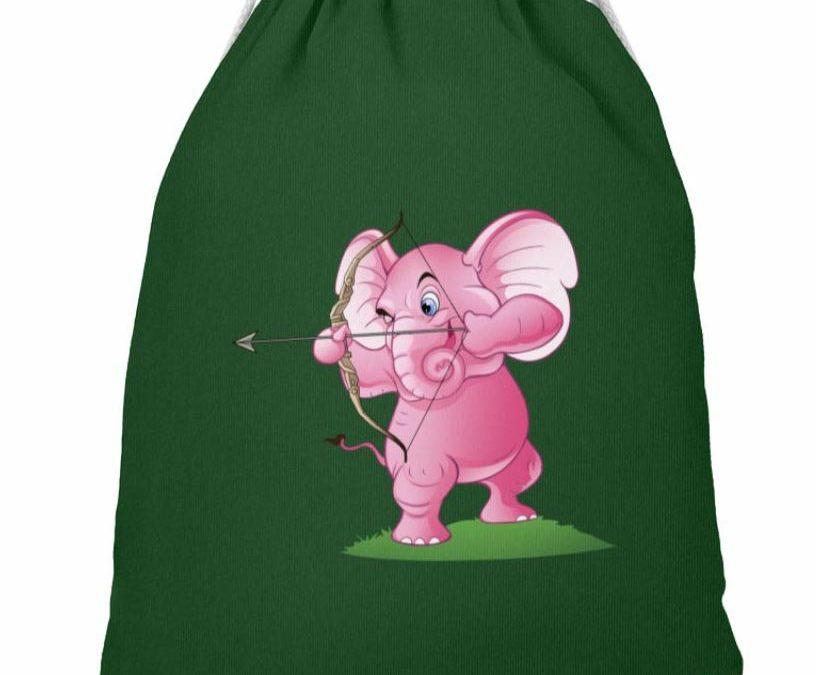 Elefant, rosa, Substantiv, maskulin