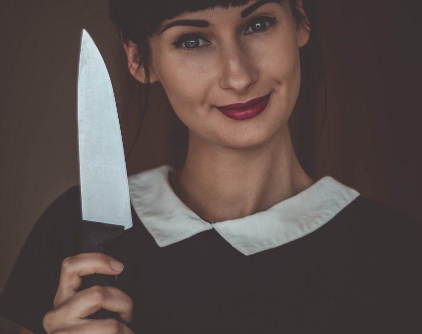 Das Messer für den Bogensport