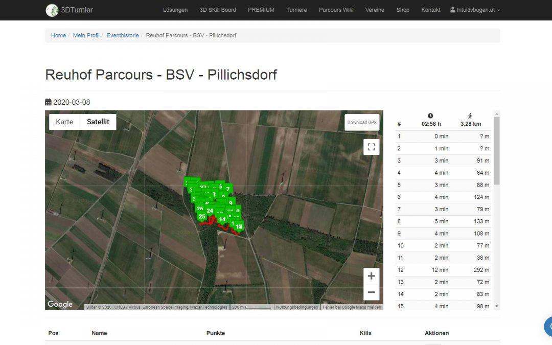 3D Parcours Pillichsdorf