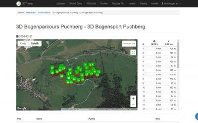 Bogenparcours Puchberg am Schneeberg