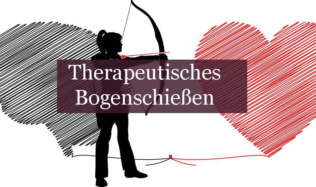 Therapeutisches Bogenschießen